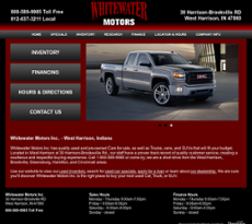 Whitewater motors competitors revenue and employees for Whitewater motors inc west harrison in