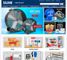 Uline Competitors, Revenue and Employees - Owler Company Profile