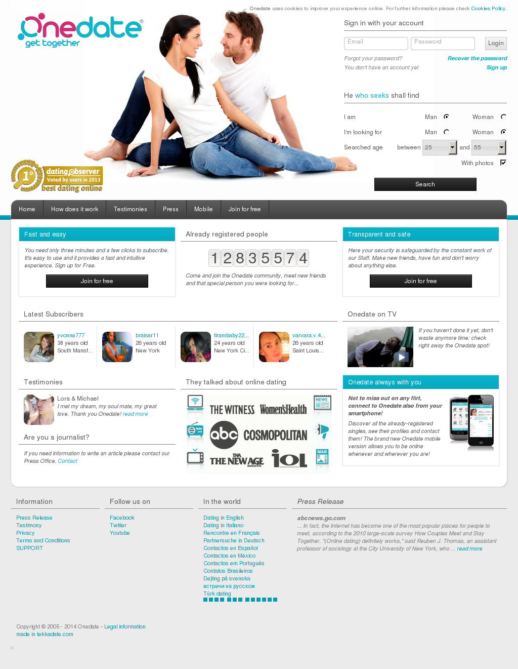 Online dating app in india free
