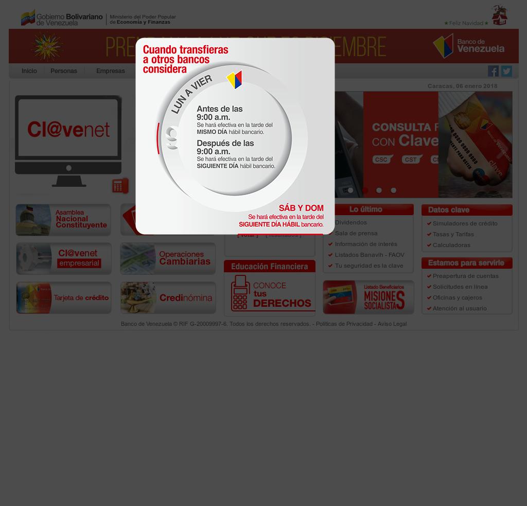 Banco De Venezuela Competitors Revenue And Employees Owler
