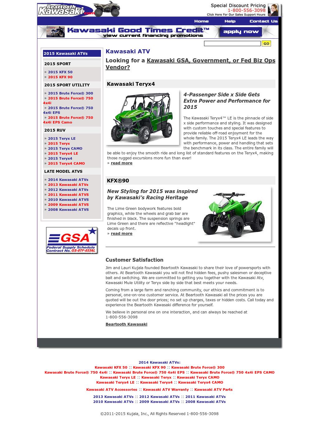 Kawasaki Atv Competitors, Revenue and Employees - Owler