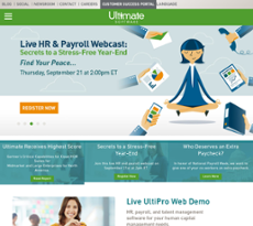 UltiPro Competitors, Revenue and Employees - Owler Company Profile