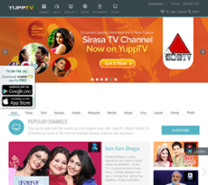 YuppTV Competitors, Revenue and Employees - Owler Company Profile