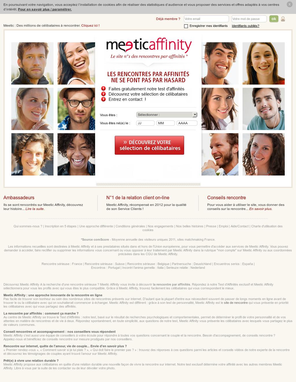 Meetic acquiert le premier site d'évènements pour célibataires