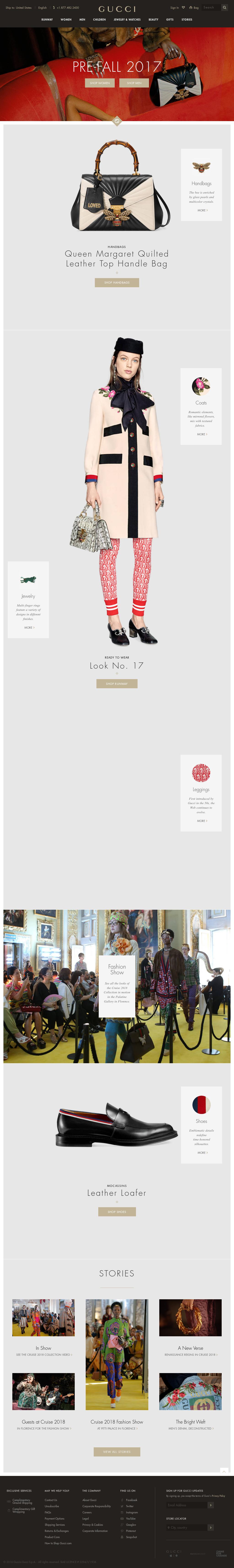 14e921fb Gucci Competitors, Revenue and Employees - Owler Company Profile