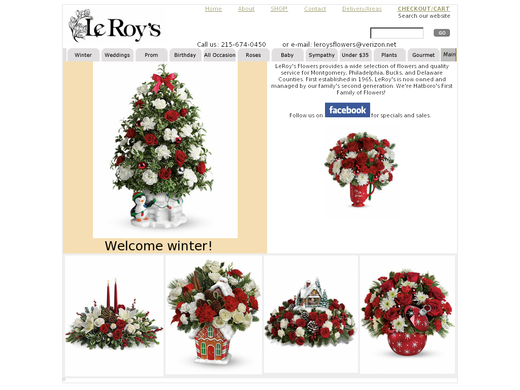 Leroy\'s Flowers Competitors, Revenue and Employees - Owler Company ...