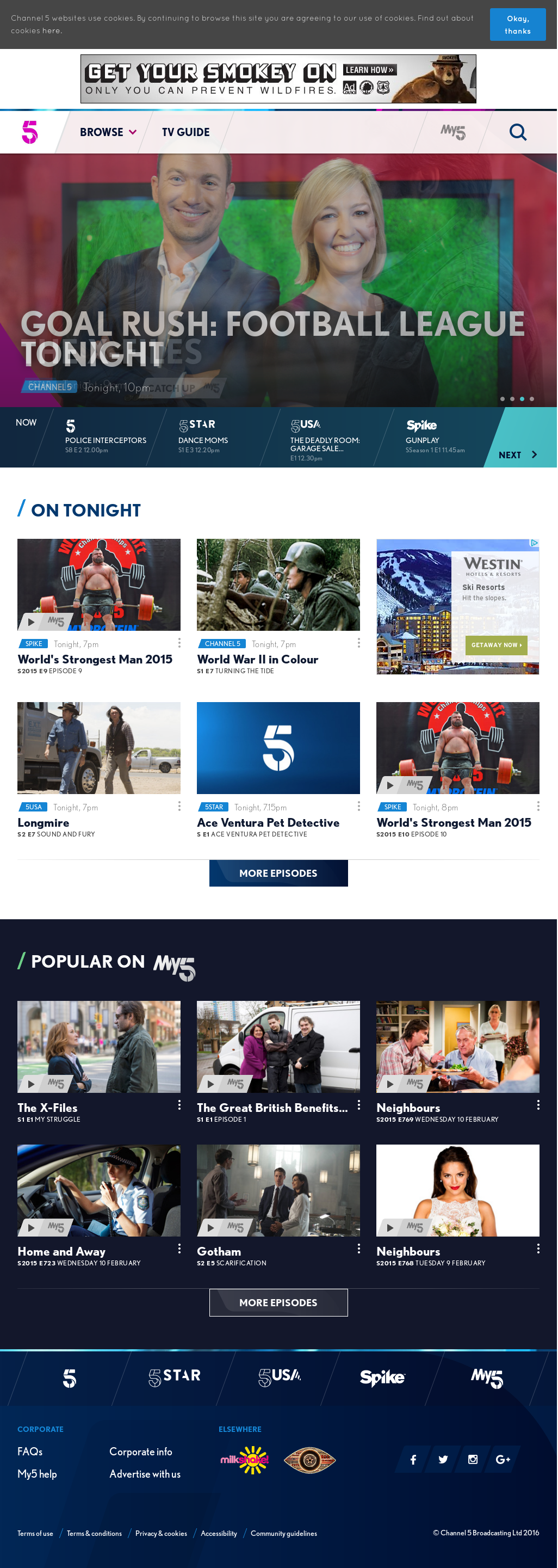Channel 5 Competitors, Revenue and Employees - Owler Company