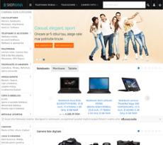 ShopMania website history