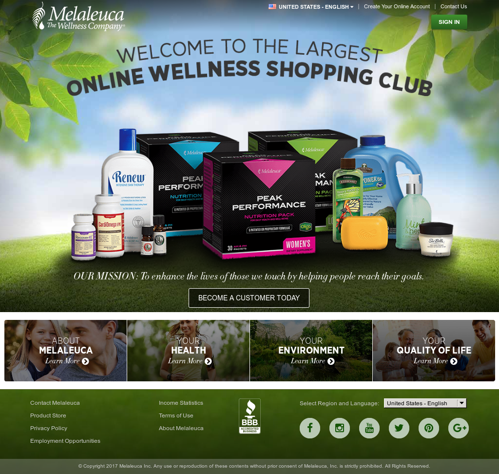 Melaleuca Competitors Revenue And Employees Owler Company Profile