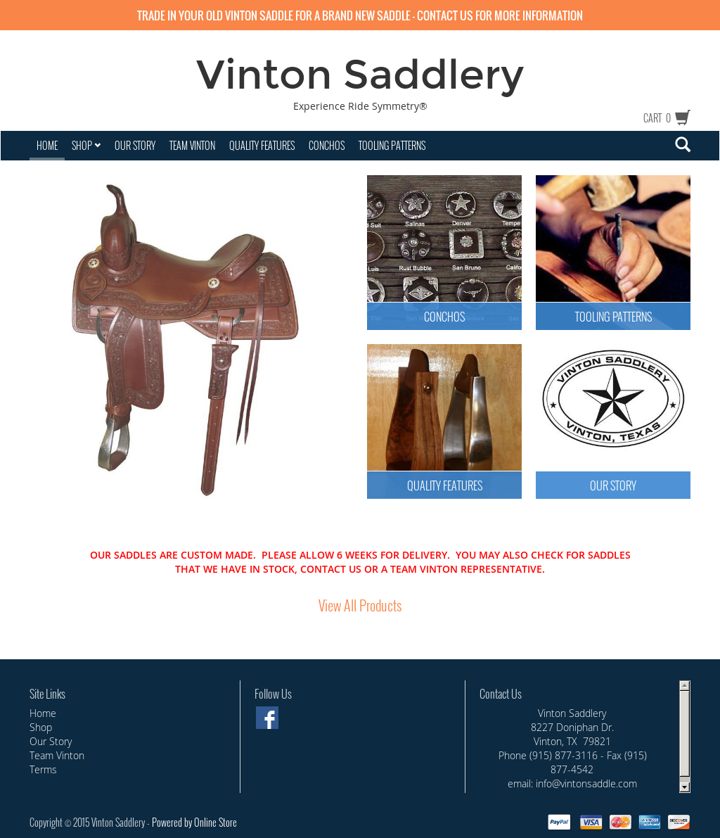 Vinton Saddle Competitors, Revenue and Employees - Owler