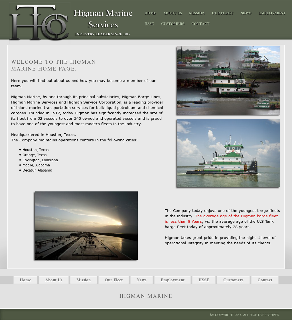 Higman Marine Competitors, Revenue and Employees - Owler
