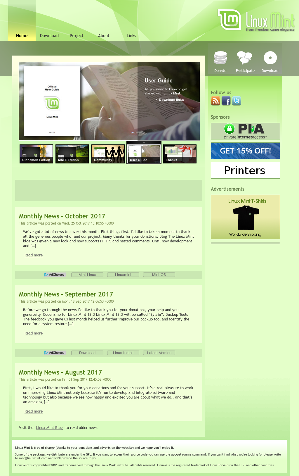 Linuxmint Competitors, Revenue and Employees - Owler Company
