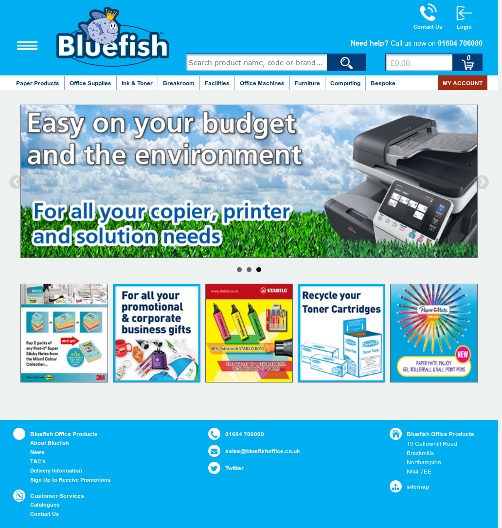 Bluefish Office Compeors Revenue And Employees Owler Company Profile