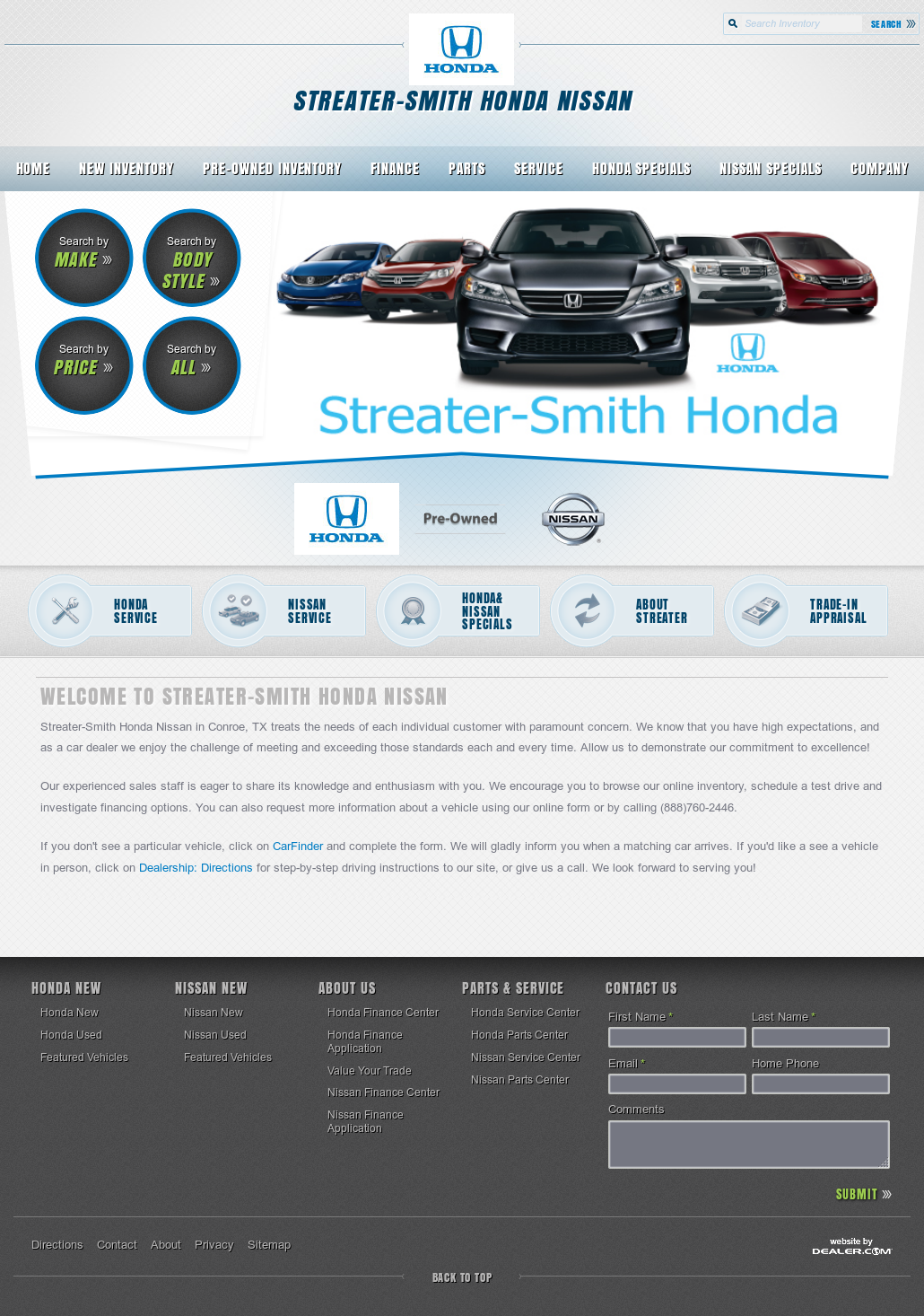 Streater Smith Honda >> Streater Smith Honda Competitors Revenue And Employees