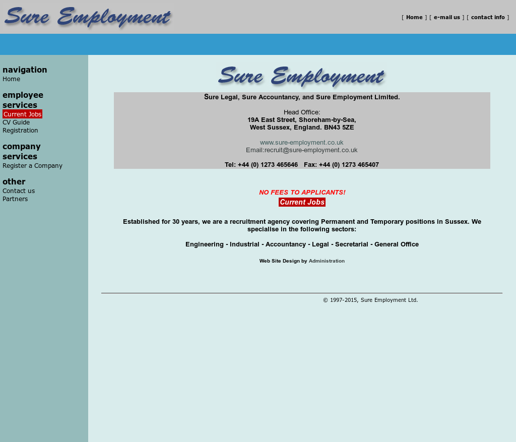 job hiring websites