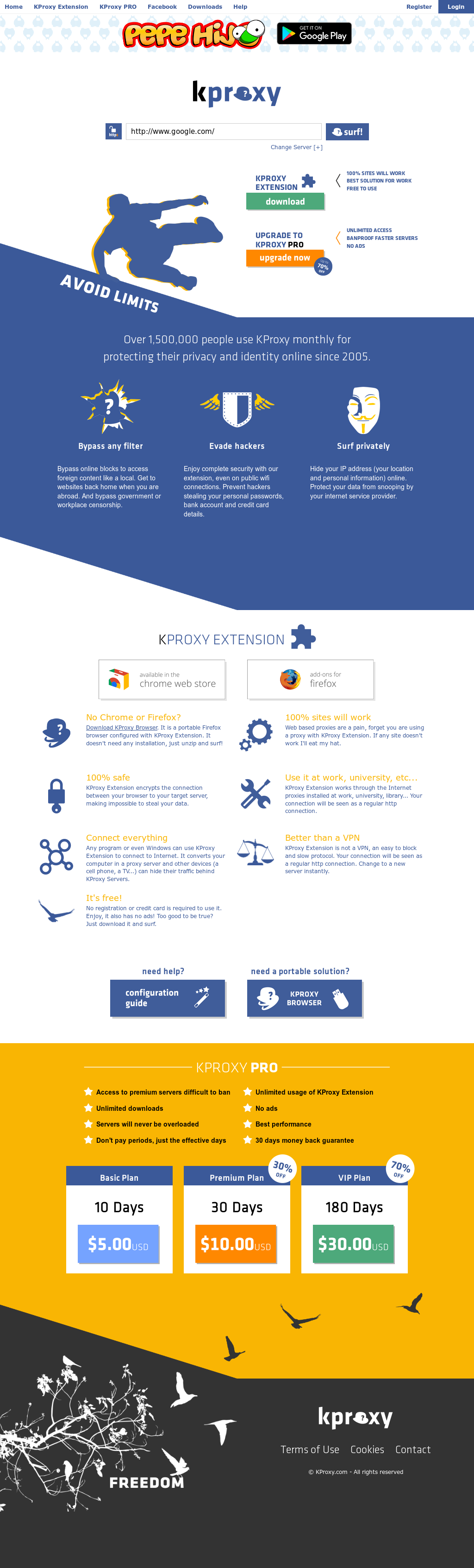 KProxy Competitors, Revenue and Employees - Owler Company Profile