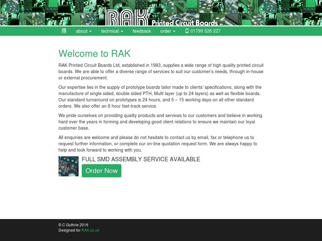 R A K Printed Circuit Boards Competitors Revenue And Employees Lines Refer To Items Located External The Board Owler Company Profile