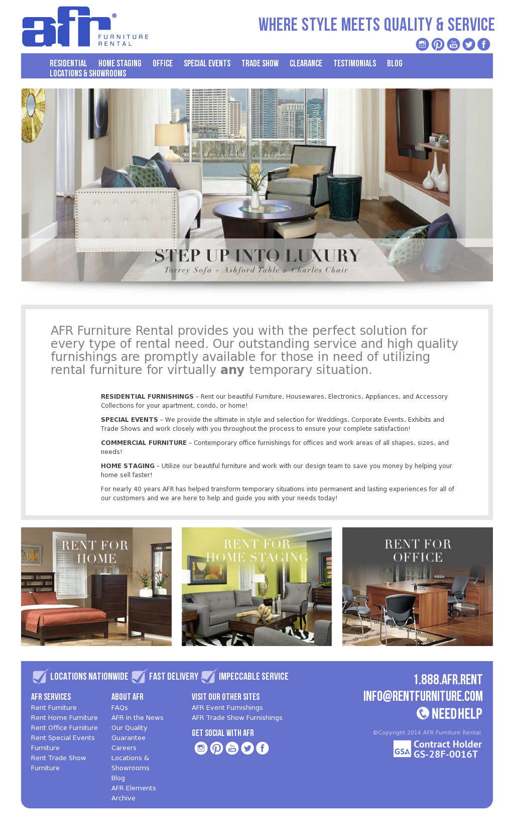 Afr Furniture Rental Competitors Revenue And Employees Owler