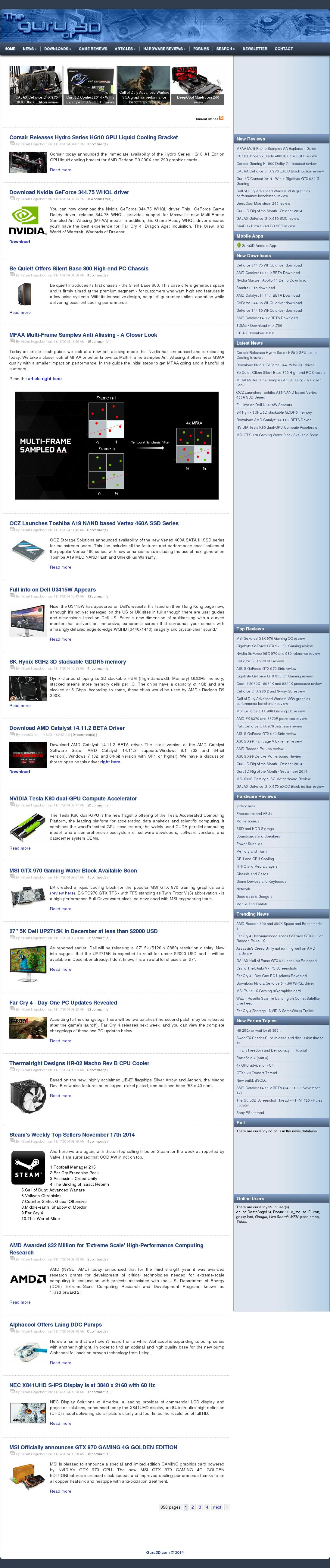 Guru3D Competitors, Revenue and Employees - Owler Company