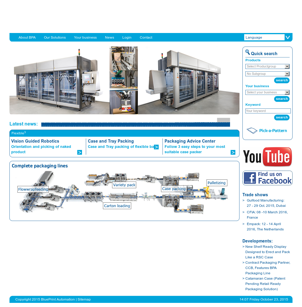 Blueprint automation competitors revenue and employees owler blueprint automation website history malvernweather Gallery