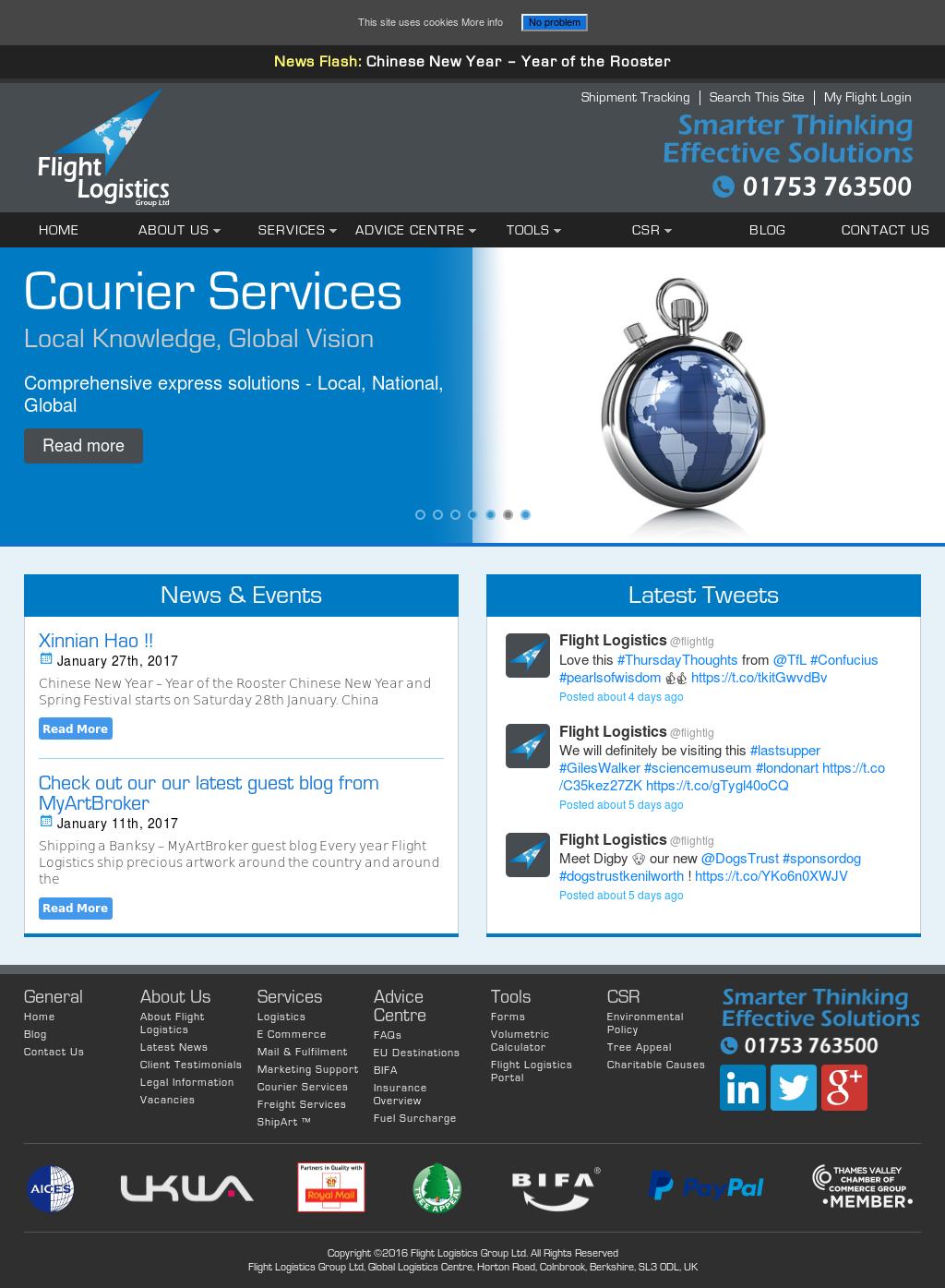Owler Reports - Flight Logistics Group Blog Flight Logistics