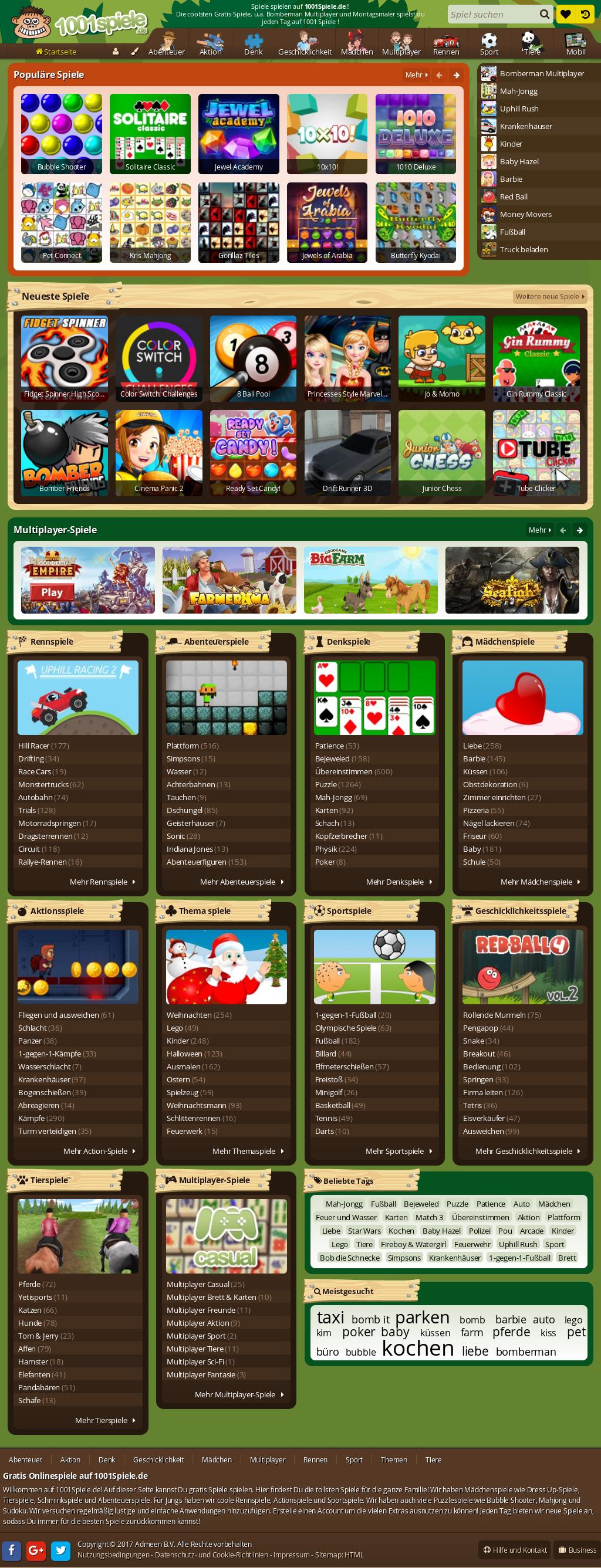 Www 1001 Spiele At