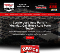 Bruce Auto Parts >> Bruce Auto Parts Competitors Revenue And Employees Owler