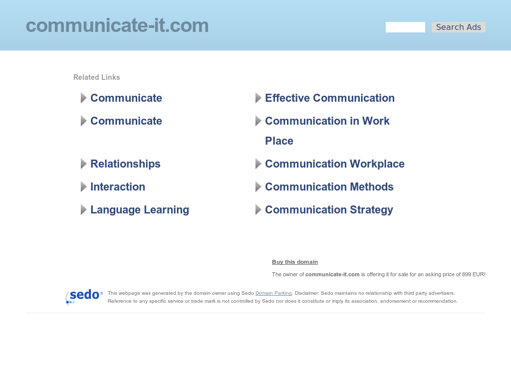 Communicate It Competitors, Revenue and Employees - Owler