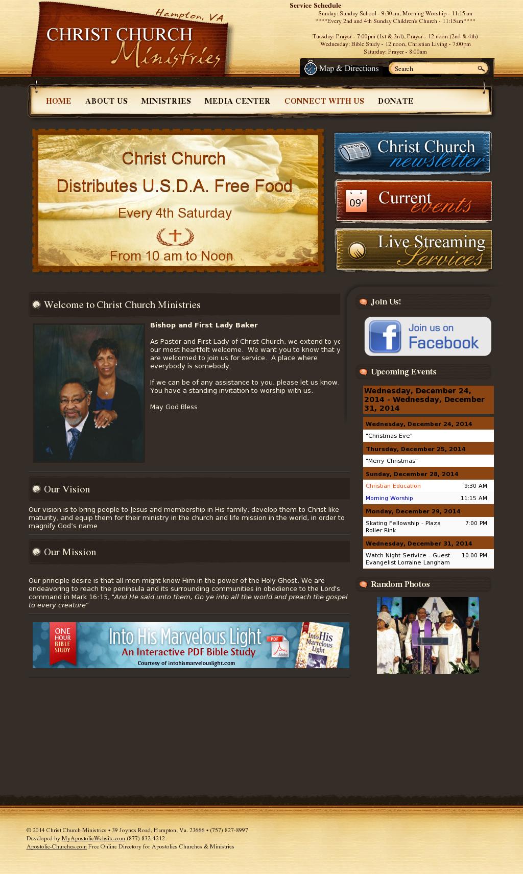 Free Apostolic Bible Study