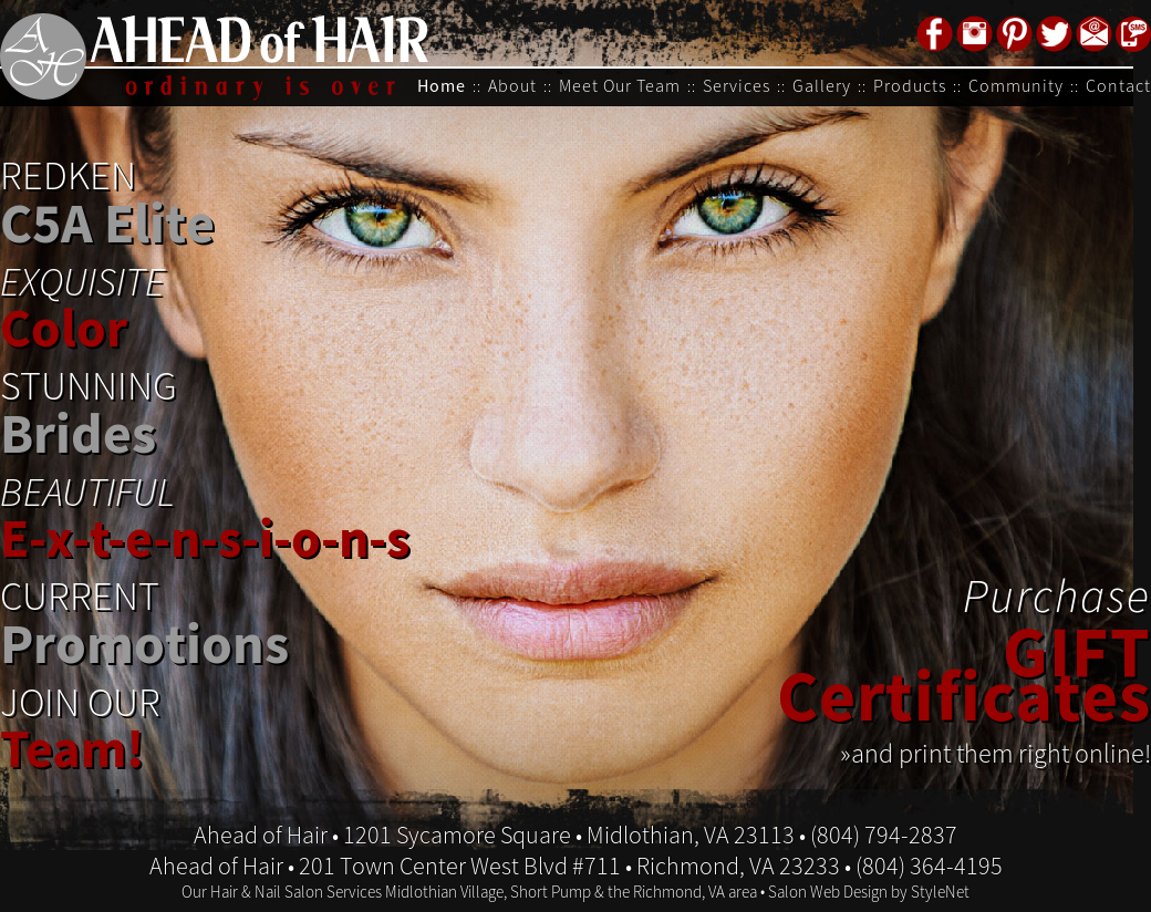 Ahead Of Hair Competitors Revenue And Employees Owler Company Profile