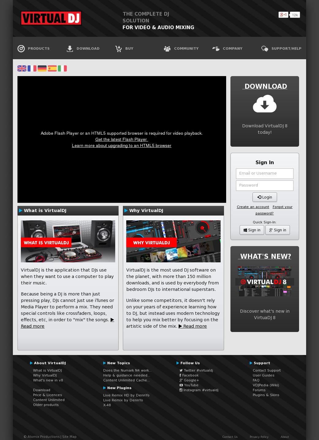 Virtual DJ Competitors, Revenue and Employees - Owler Company Profile