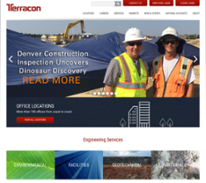 Geotechnical Consulting & Testing Competitors, Revenue and