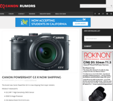 Canon Rumors Competitors, Revenue and Employees - Owler