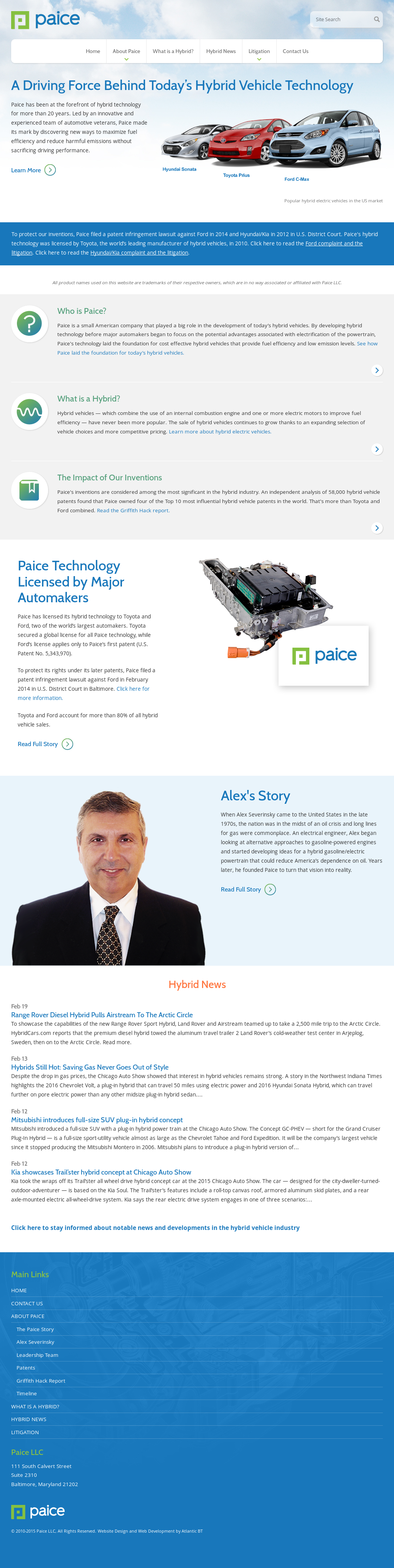 Paice Competitors, Revenue and Employees - Owler Company Profile