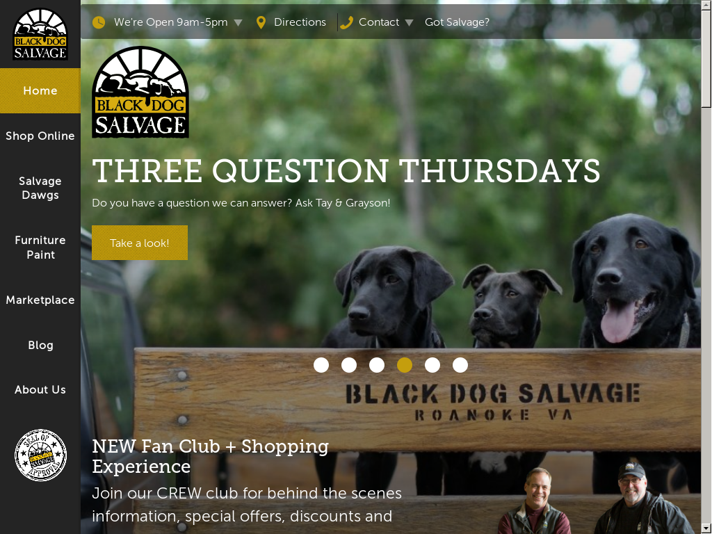 Black Dog Salvage Competitors Revenue And Employees Owler Company