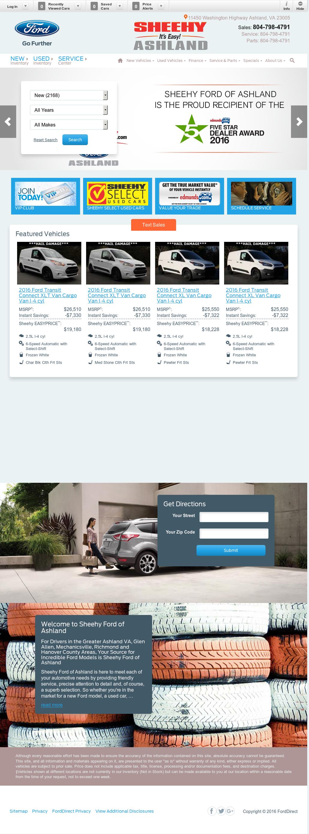 Sheehy Ford Ashland Va >> Sheehy Ford Mercury Competitors Revenue And Employees