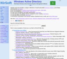 NirSoft Competitors, Revenue and Employees - Owler Company Profile