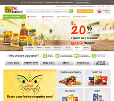 Bigbasket Competitors, Revenue and Employees - Owler Company Profile