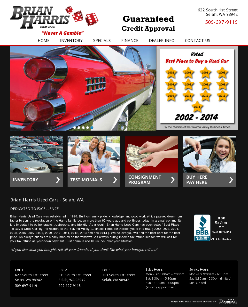 Brian Harris Used Cars >> Brian Harris Used Cars Competitors Revenue And Employees