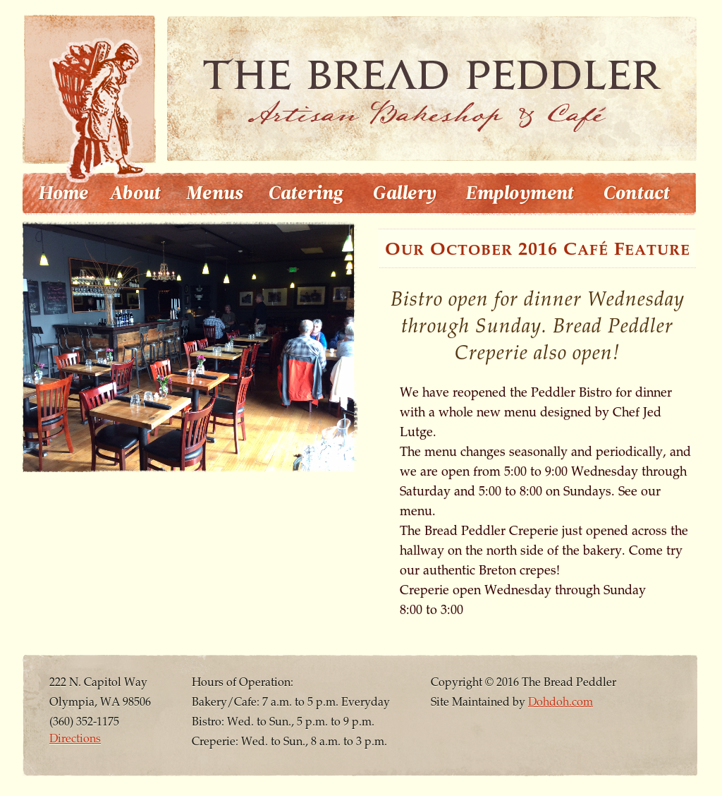 Bread Peddler Competitors, Revenue and Employees - Owler Company Profile