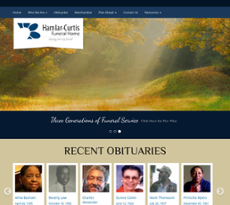 Hamlar - Curtis Funeral Home Competitors, Revenue and