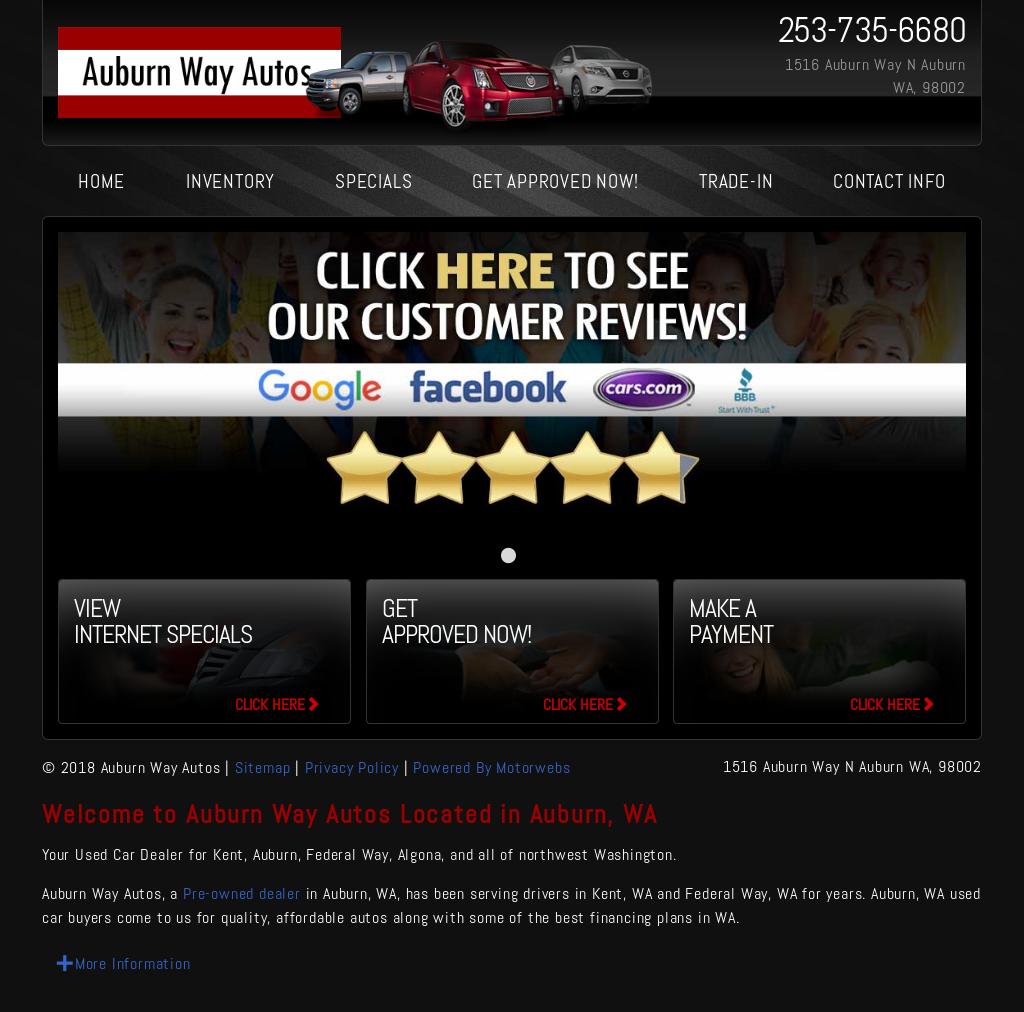 Auburn Way Autos >> Auburn Way Autos Competitors Revenue And Employees Owler Company