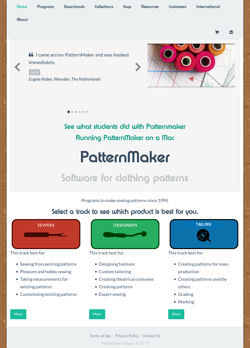 Patternmaker Software Competitors, Revenue and Employees - Owler
