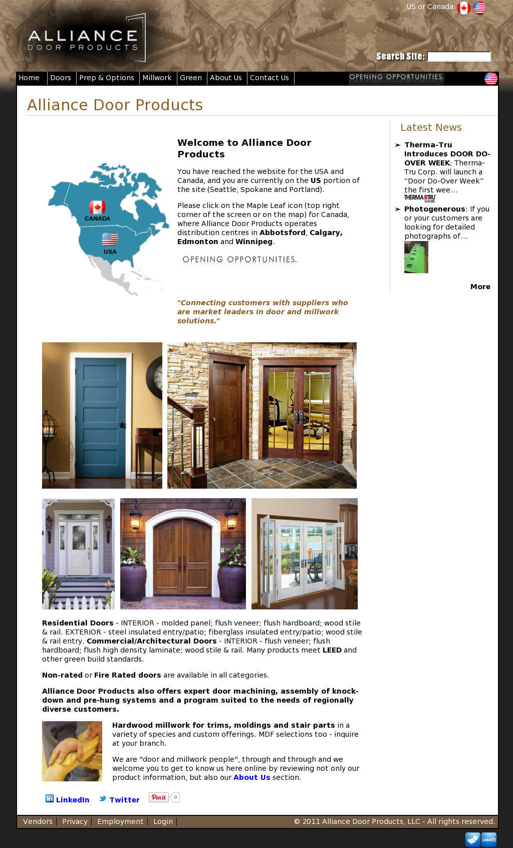 Beau Alliance Door Products Competitors, Revenue And Employees   Owler Company  Profile