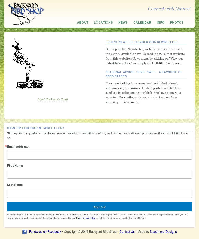 Backyard Bird Shop Competitors, Revenue And Employees   Owler Company  Profile