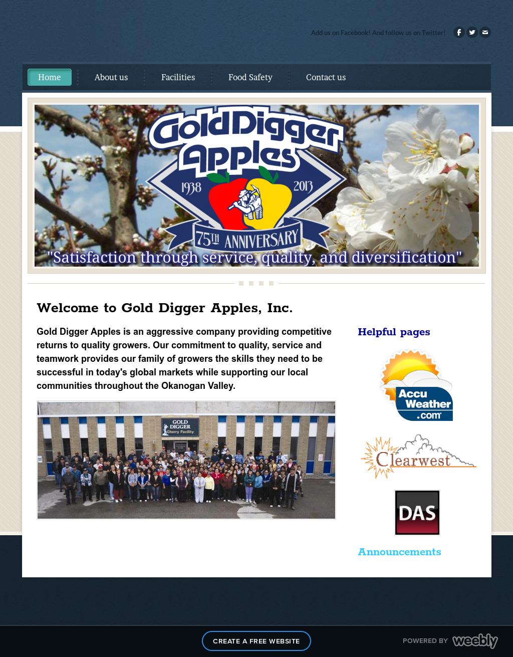 Gold digger website