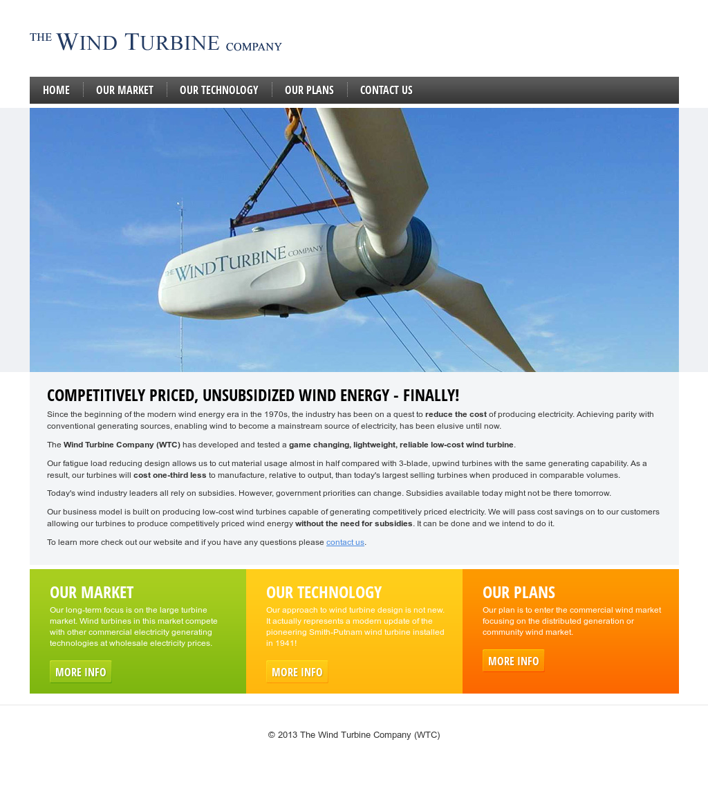 Wind Turbine Competitors, Revenue and Employees - Owler