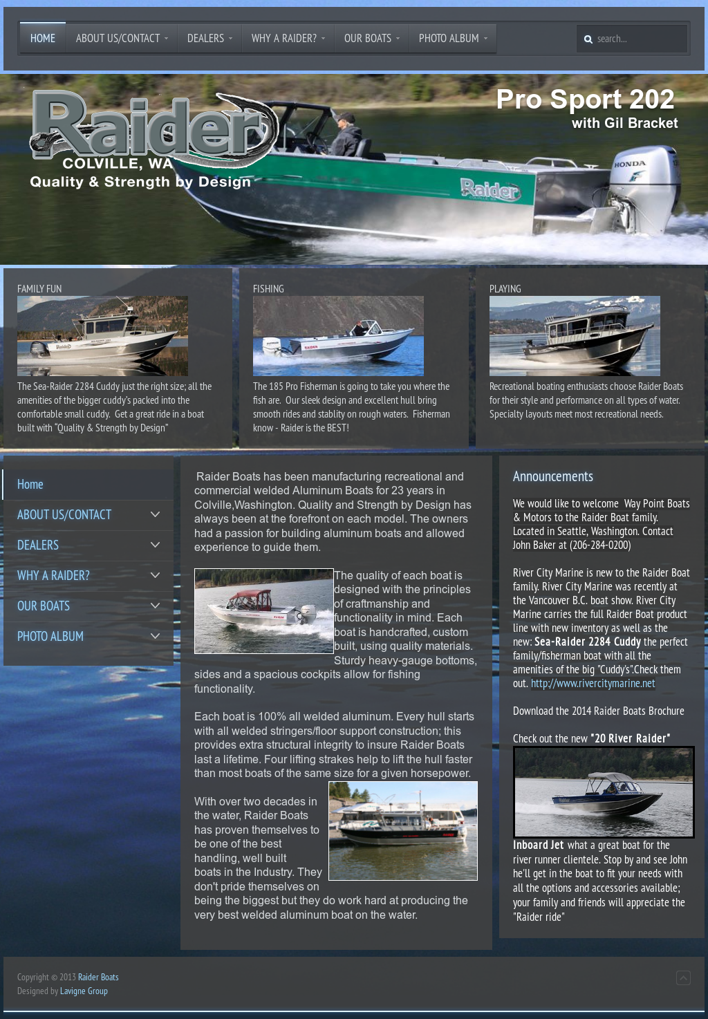 Raider Boats Competitors, Revenue and Employees - Owler