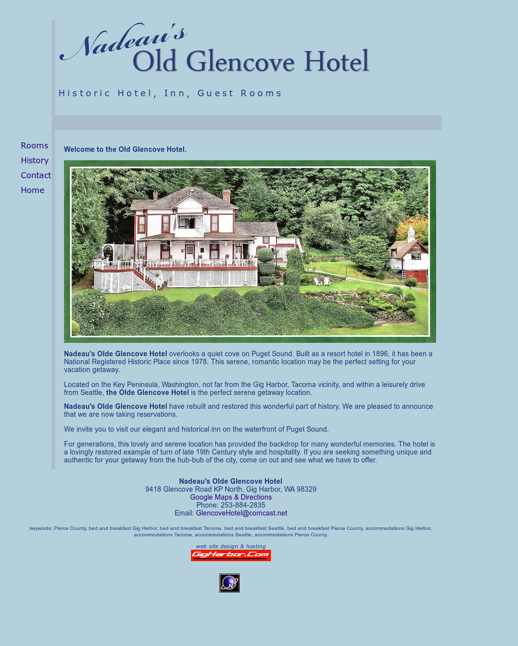 Old Glencove Hotel Competitors, Revenue and Employees