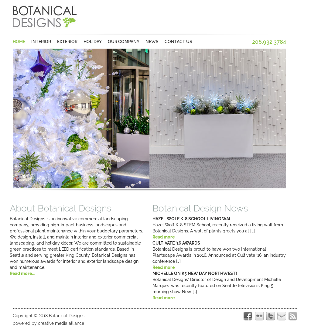 Botanical Designs Competitors Revenue And Employees Owler